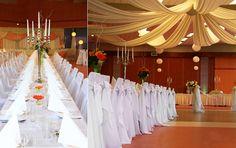 Wedding Reception Room Decorations