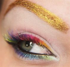 Great rainbow tutorial.