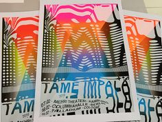 Here is another fantastic production by one of our favourite printmaker studios in the world — Re:Surgo! from Berlin, Germany. This awesome five layer psychedelic screen printed poster was produced…