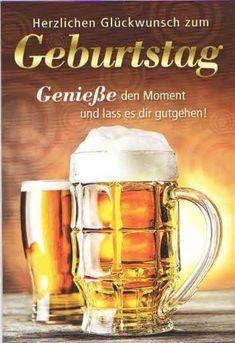 Geburtstagswunsche fur manner bier