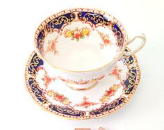English Royal Standard Fine Bone China Tea Cup and Saucer Elegant Tea Party Wedding Gift Inspiration