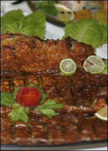 Receta de pescado zarandeado