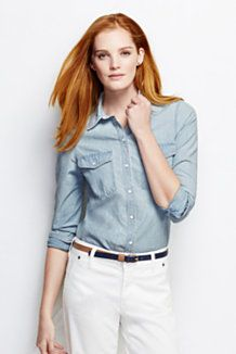 Women's Shirts & Blouses | Lands' End