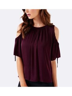 Women's Tops - Camis & Off The Shoulder Shirt Blouses, Shirts, Forever New, Off The Shoulder, Cold Shoulder, Camisole, Your Style, Autumn Fashion, How To Wear