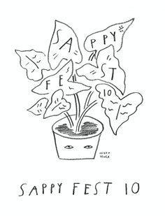https://flic.kr/p/J1KisN | Sappyfest Plant