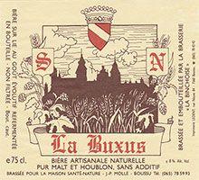 Labels Oude Brouwerij De Binchoise