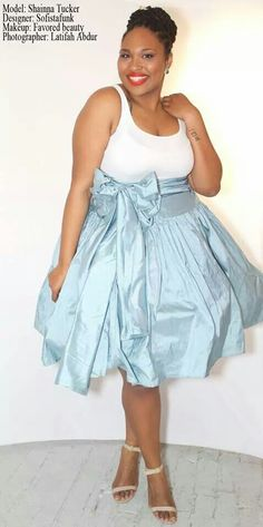 Plus size Curvy ladies.. Bbw ladies with big attitude & confidence women fashion styles