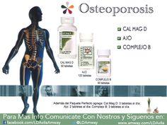 Tratamiento perfecto para prevenir la terrible osteoporosis