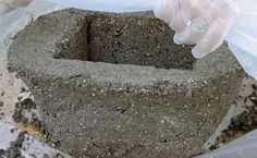 Make Your Own Hypertufa Container | Fine Gardening 1 part Portland cement 1 1/2 parts sphagnum peat moss 1 1/2 parts perlite