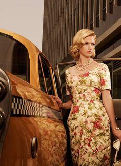 When life gives you lemons: Women of Mad Men: Betty Draper