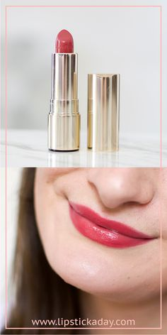 Clarins lipstick is gorgeous but always overlooked! Read this review to learn all about the Joli Rouge line of lipsticks.