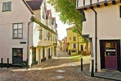 "Norwich, England --- from the article ""Summer in the city: Norwich offers secret gardens, mercantile history and a wealth of architecture"" - UK - Travel - from The Independent."