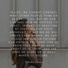 Trendy quotes to live by faith people Ideas Faith Quotes, Bible Quotes, Biblical Quotes, Quotes Quotes, React Quotes, Encouragement, Women Of Faith, Godly Woman, People Quotes