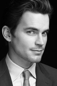 Matt Bomer- in my opinion this man screams Christian Grey. I utterly hate Ian's eyebrows I can't look at him