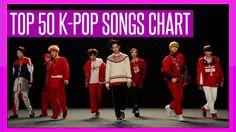 [TOP 50] K-POP SONGS CHART • JANUARY 2017 (WEEK 4)