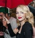 Holy Hotness! Check Out Emma Stone At The Miu Miu Show--Then Steal Her Makeup Secrets