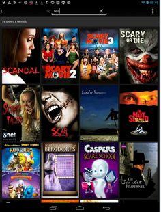 Netflix para móviles se pone a tono con la aplicación web en la visual y funcionamiento de los resultados de búsquedas.