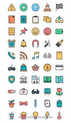 100 Lulu Vector Icons For Your Design Web Design, Flat Design Icons, Icon Design, Flat Icons, Free Vectors, Vector Free, Icon Set, 8 Bits, Doodle Icon