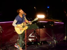 Chris Martin, ColdPlay.