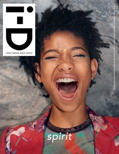 The Coming of Age Issue No. 338 Pre-Fall 2015 Willow Smith by Tyrone Lebon