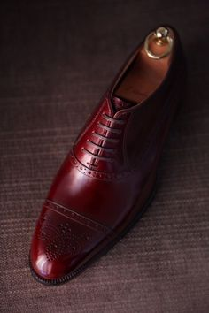 il Quadrifoglio Bespoke Balmoral Shoes