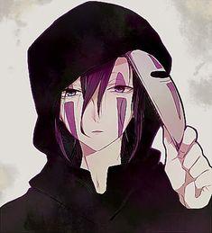 Maskless kaonashi.