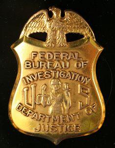 Fbi police star details zu police cop metal badge with - Fbi badge wallpaper ...