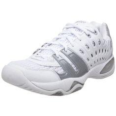 Prince Women's T22 Tennis Shoe,White/…