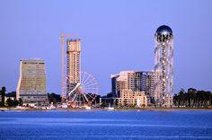 Seaside city-Batumi