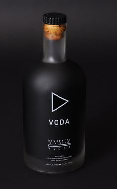 Voda, the Playful Vodka Brand | Branding magazine