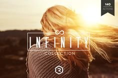 Infinity Collection PS Actions by RockShutter on @creativemarket