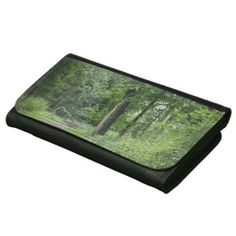Lush Green Forest Wallet