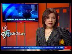 Fiscales Fiscalizados Por Soborno de 500000 Quinientos Mil Pesos de un Reo #Video #Cachicha - Cachicha.com