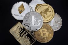 Is Crypto the Future of Money? Buy Bitcoin, Bitcoin Price, Ways To Earn Money, How To Make Money, Blockchain, Janet Yellen, Credit Suisse, Dow Jones Industrial Average, Crypto Coin