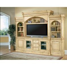 FREE SHIPPING! Shop Wayfair for Parker House Furniture Westminster Entertainment Center - Great Deals on all Furniture products with the best selection to choose from!