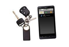 Smartphone Personal Item Locator
