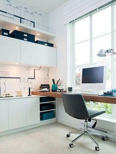 Cool Home Office Design Idea (23)
