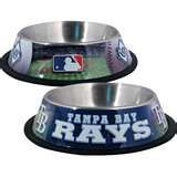 Tampa Bay Rays Dog Bowl! Perfect for Bark in the Park!
