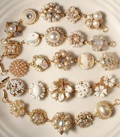 Confiram no blog várias idéias de reciclagem de bijuterias, jóias antigas e quebradas,como reutilizar bijuterias,reforma de bijuterias quebradas,dicas