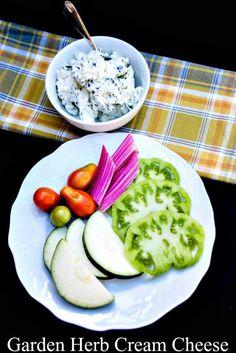 Garden Herb Cream Ch