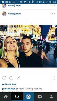 Tyler and Jenna