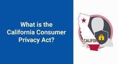The California Consumer Privacy Act of 2018 (CCPA) is a privacy law that was passed on June 2018 and took effect on January This law has a significant impact on consumers and certain businesses. California has consistently passed. Email Providers, General Data Protection Regulation, New Law, Rihanna, Acting, California