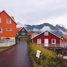 Henningsvær, Lofoten, Norway                                                                                                                                                      More