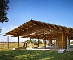 Josey Pavilion | Lake|Flato Architects