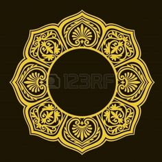 19694667-vector-of-traditional-persian-arabic-turkish-islamic-pattern.jpg (1350×1350)