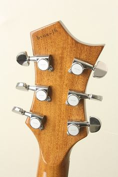 Build your own acoustic guitar – BYOA-016