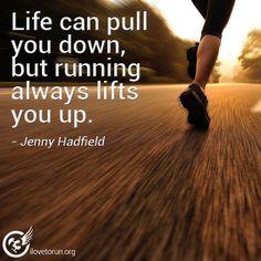Always! Sense of accomplishment!