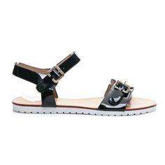 maľované sandále http://www.cosmopolitus.com/lakierowane-sandalki-czarny-sk52b-s3124p-p-103907.html?language=sk&pID=103907 #sandale #leto #zeny #podpatky #kliny #deti #MELISKI #zabky