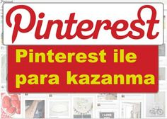 Pinterest ile Para Kazan