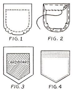 Multiple sewing tutorials (sewing terminology us young girls might not know)